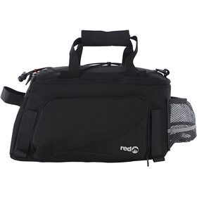 Red Cycling Products Back Loader Bolsa Transporte Equipaje, black
